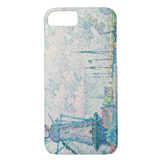 Paul Signac - Canal of Overschie iPhone 7 Case