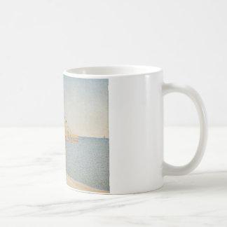 Paul Signac - Cassis, Cap Lombard, Opus 196 Coffee Mug