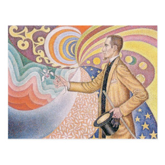 Paul Signac Postcard