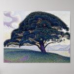 Paul Signac - The Bonaventure Pine Poster