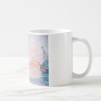 Paul Signac - Venice, The Pink Cloud Coffee Mug