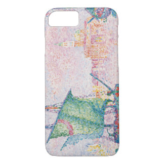Paul Signac - Venice, The Pink Cloud iPhone 7 Case