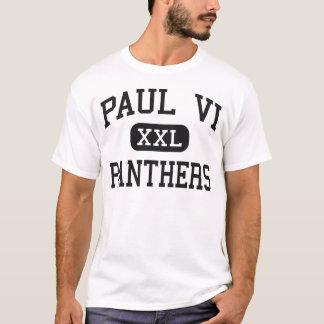 Paul VI - Panthers - High - Fairfax Virginia T-Shirt