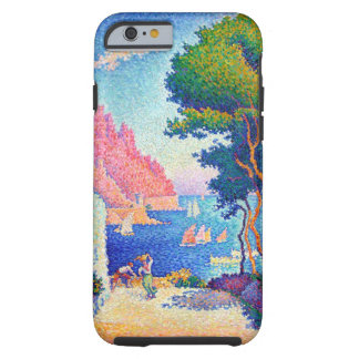 Paul Victor Jules Signac Tough iPhone 6 Case