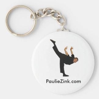 Paulie Zink - the pheonix rising Keychain