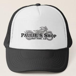 Paulie's Shop Trucker Hat