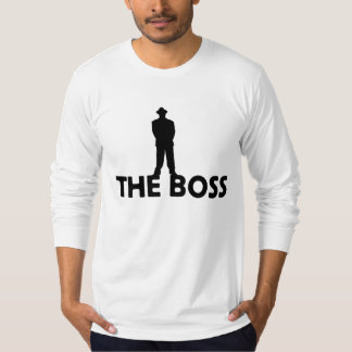 "Paulietheboss ""The Boss"" tshirt"