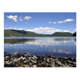 Paulina Lake Postcard