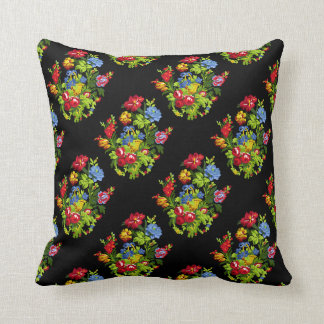 Paulina Polish Folk Art Pillow