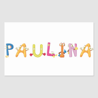 Paulina Sticker