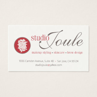 Pauline Business Card