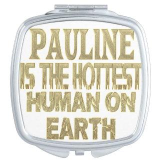 Pauline Compact Mirror