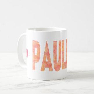 Pauline mug