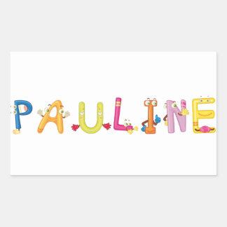 Pauline Sticker