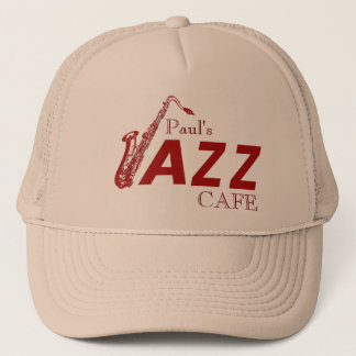 Paul's Jazz Cafe - Hat