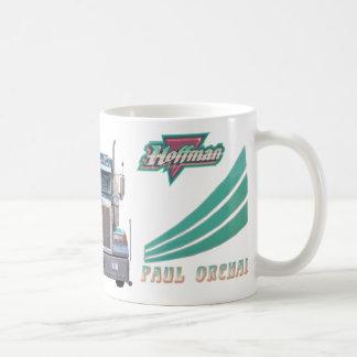 Paul's Truck Coffee Mug