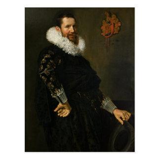 Paulus van Beresteyn c 1619-20 Postcard