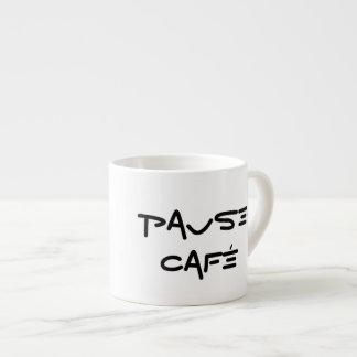 Pause-Café Espresso Cup