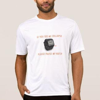 Pause My Watch Shirt 910XT