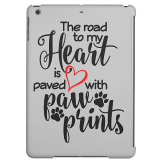 Paved In Paw Prints Case For iPad Air