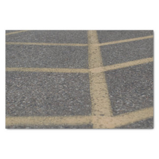 Pavement Photography Tissue Paper