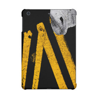 Pavement Road Traffic Marking Lines - Cool - Fun iPad Mini Retina Covers