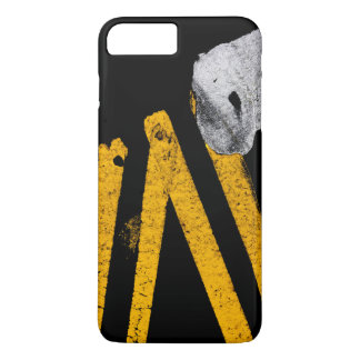 Pavement Road Traffic Marking Lines - Cool - Fun iPhone 8 Plus/7 Plus Case