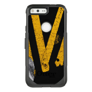 Pavement Road Traffic Marking Lines - Cool - Fun OtterBox Commuter Google Pixel Case