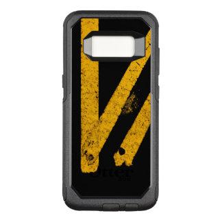 Pavement Road Traffic Marking Lines - Cool - Fun OtterBox Commuter Samsung Galaxy S8 Case