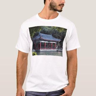Pavilion, Lake Ronghu, Guilin, China T-Shirt