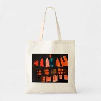Pavillion at Night by Johnny Tote Bag