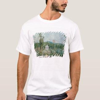 Pavillon chinois dans un jardin anglais, 18ème t-shirt
