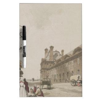 Pavillon de Flore in 1839 Dry-Erase Boards