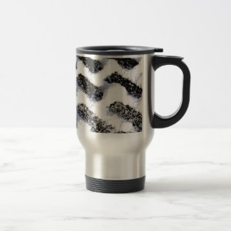 paving pattern travel mug
