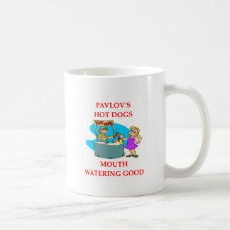 PAVLOV COFFEE MUG