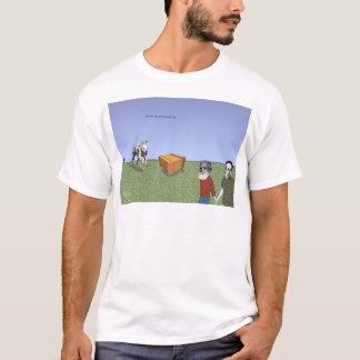 """""""Pavlov's Dog, Schrödinger's Cat"""", 2002 T-Shirt"""