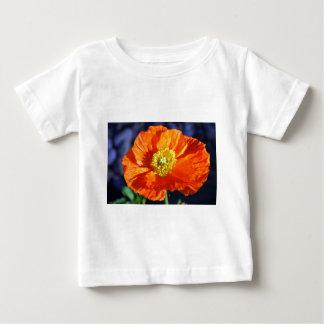 Pavot islandais orange tee shirts
