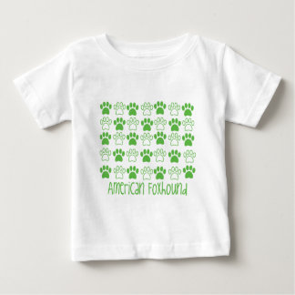 Paw by Paw American Foxhound Baby T-Shirt