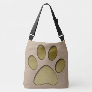 Paw Crossbody Bag
