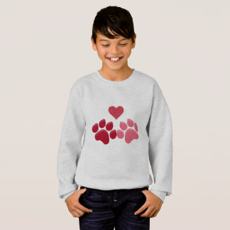 Paw-fect Love Sweatshirt