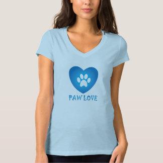 Paw Love Blue T-Shirt