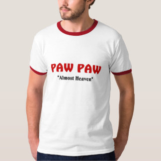 Paw Paw, West Virginia T-Shirt