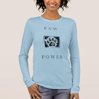 Paw Power Long Sleeve T-Shirt