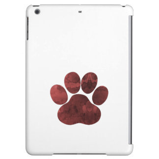 Paw Print Art Case For iPad Air