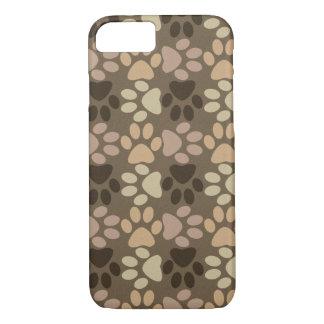 Paw Print Design iPhone 7 Case