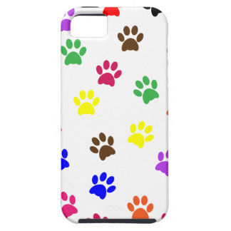 Paw print dog pet fun iphone 5 case mate tough