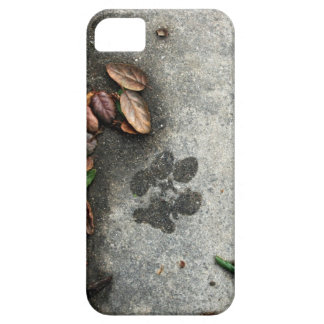 Paw Print iPhone 5 Case