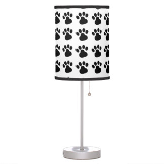 Paw Print Table Lamp for All Dog Lovers Gift HOT