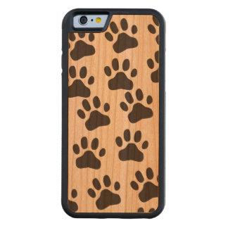 Paw Prints Cherry iPhone 6 Bumper Case