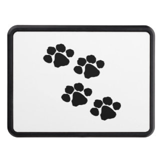 Paw Prints For Animal Lovers Tow Hitch Cover